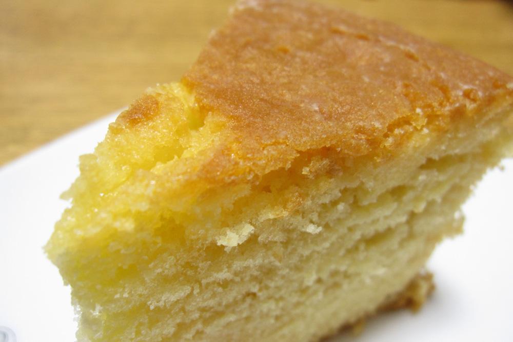 パティシエの作るケーキ