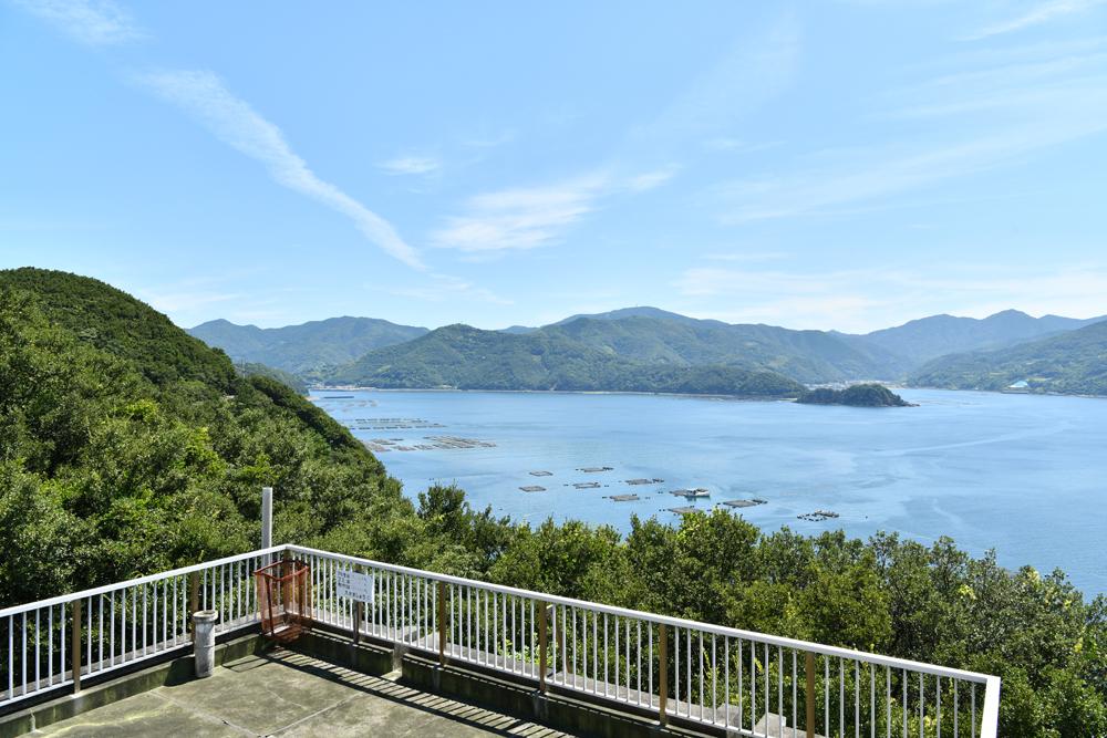 須崎園地からの眺め