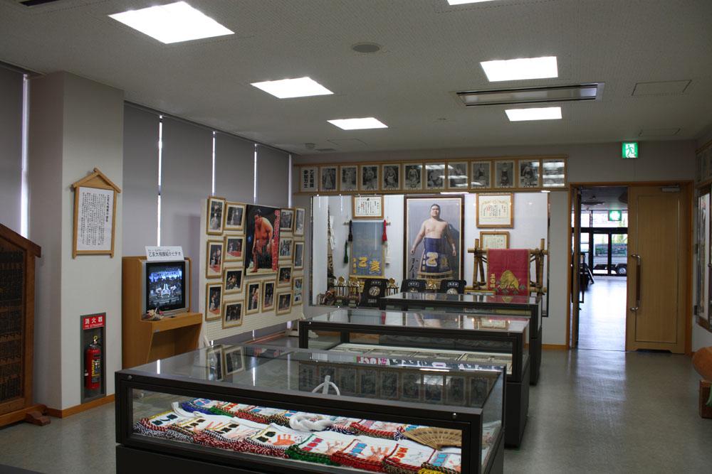 相撲資料館