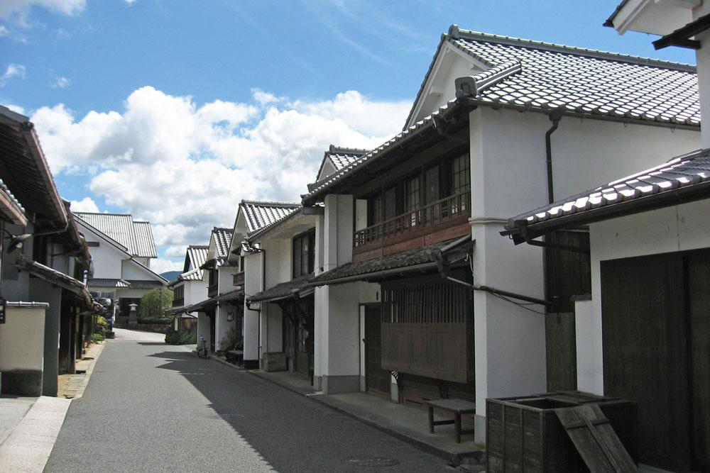 国の重要伝統的建造物群保存地区