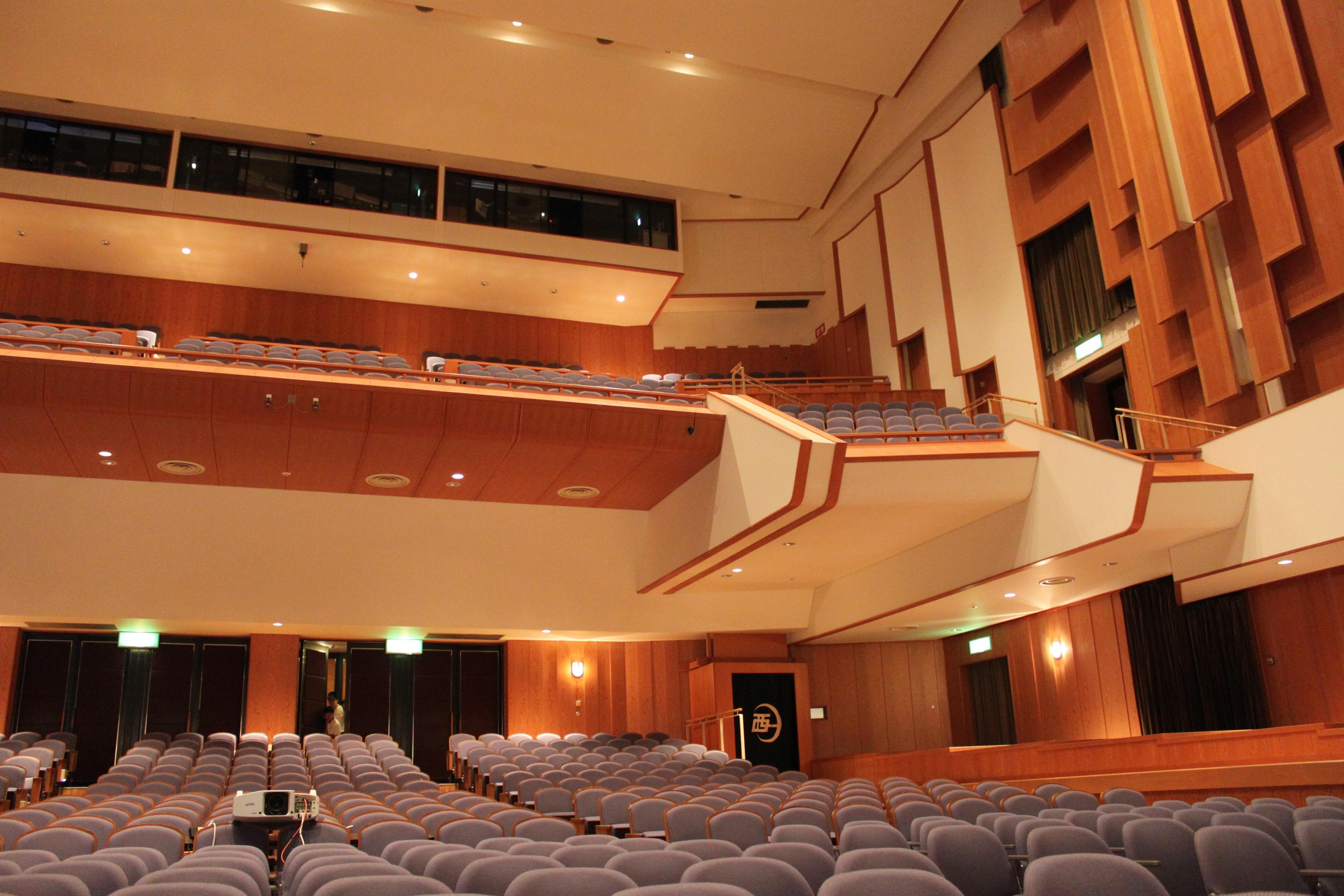 宇和文化会館大ホール