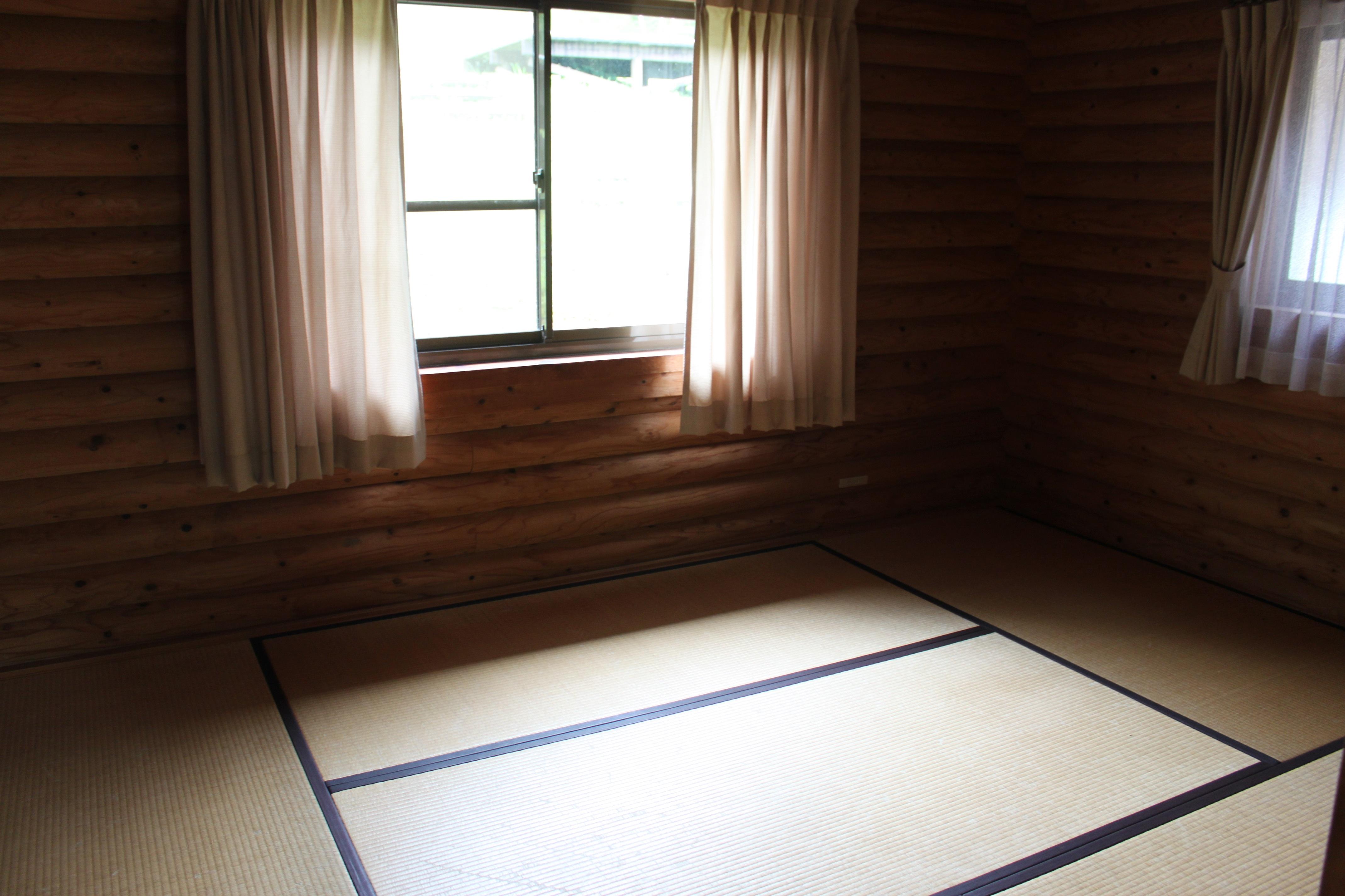 ぶどうの寝室は畳のお部屋