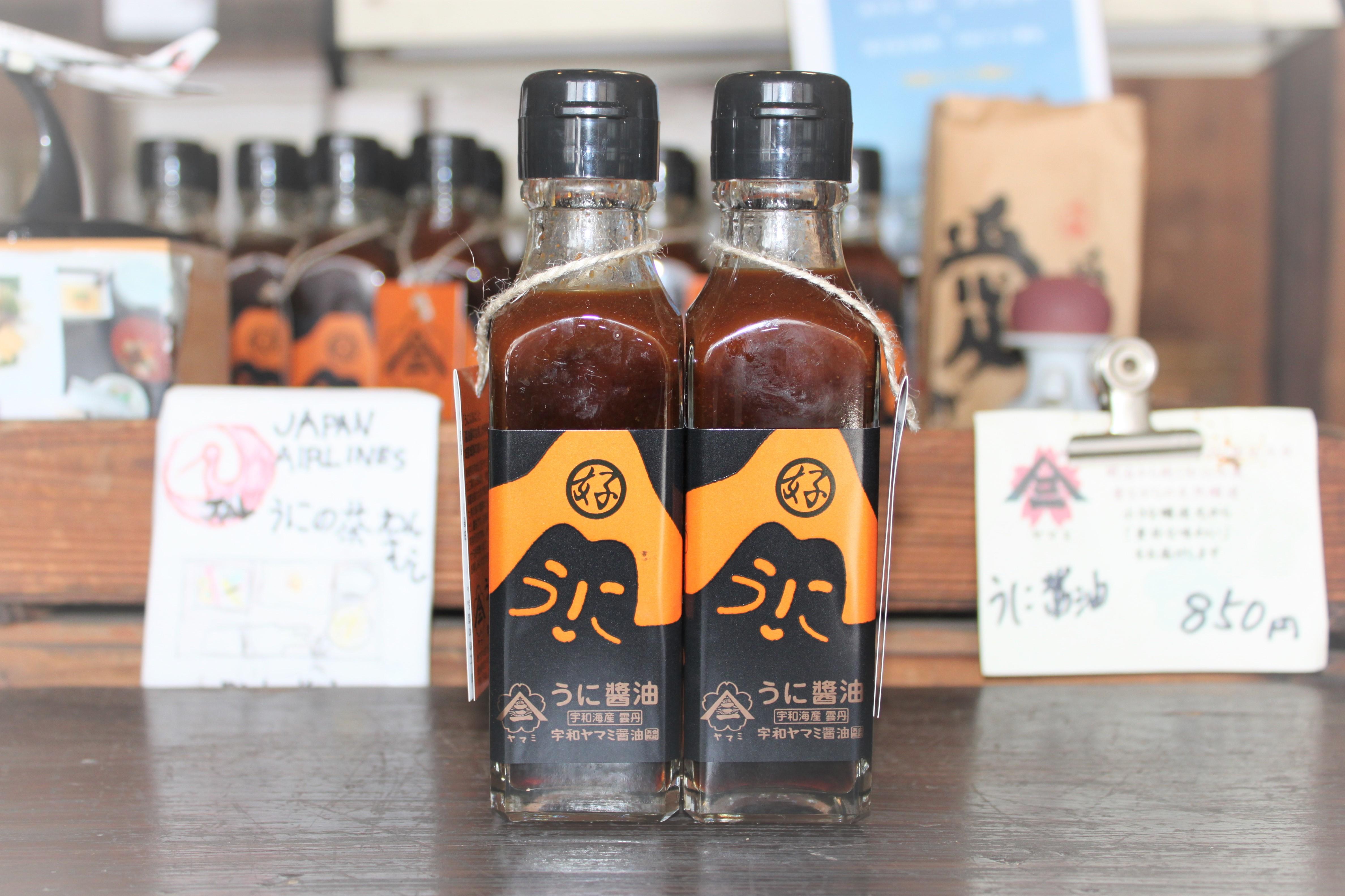 JAL機内食搭載のウニ醤油 料理のレパートリーが増えます!