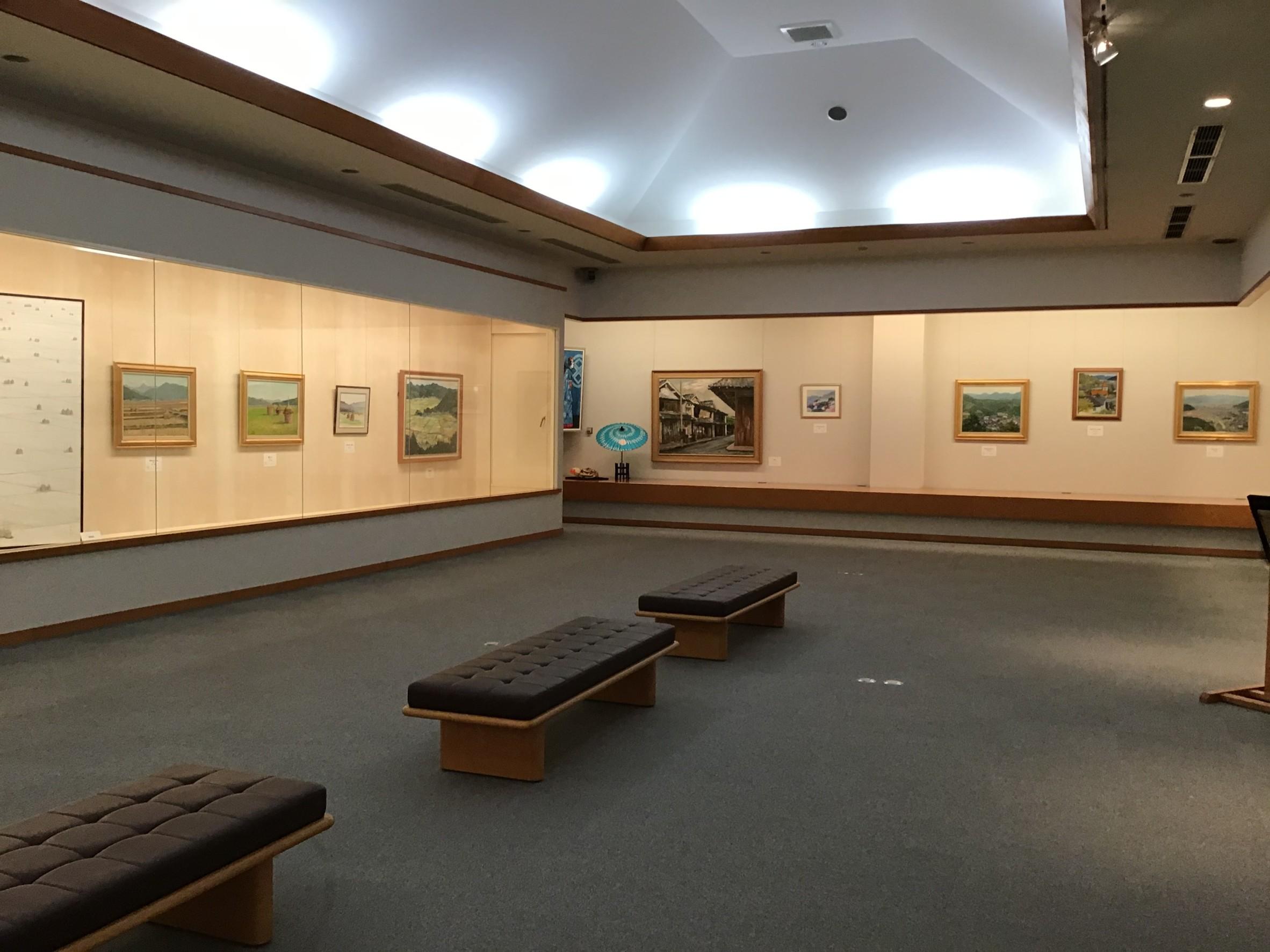 西予を旅する絵画展